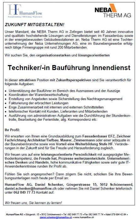 190100 inserat technikerin id